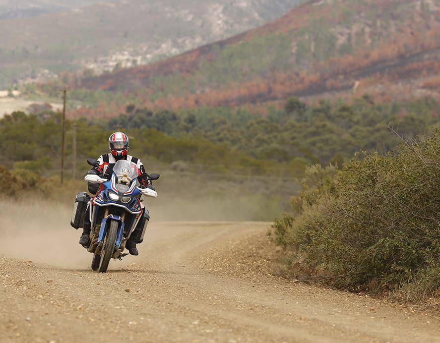 Honda Adventure Roads