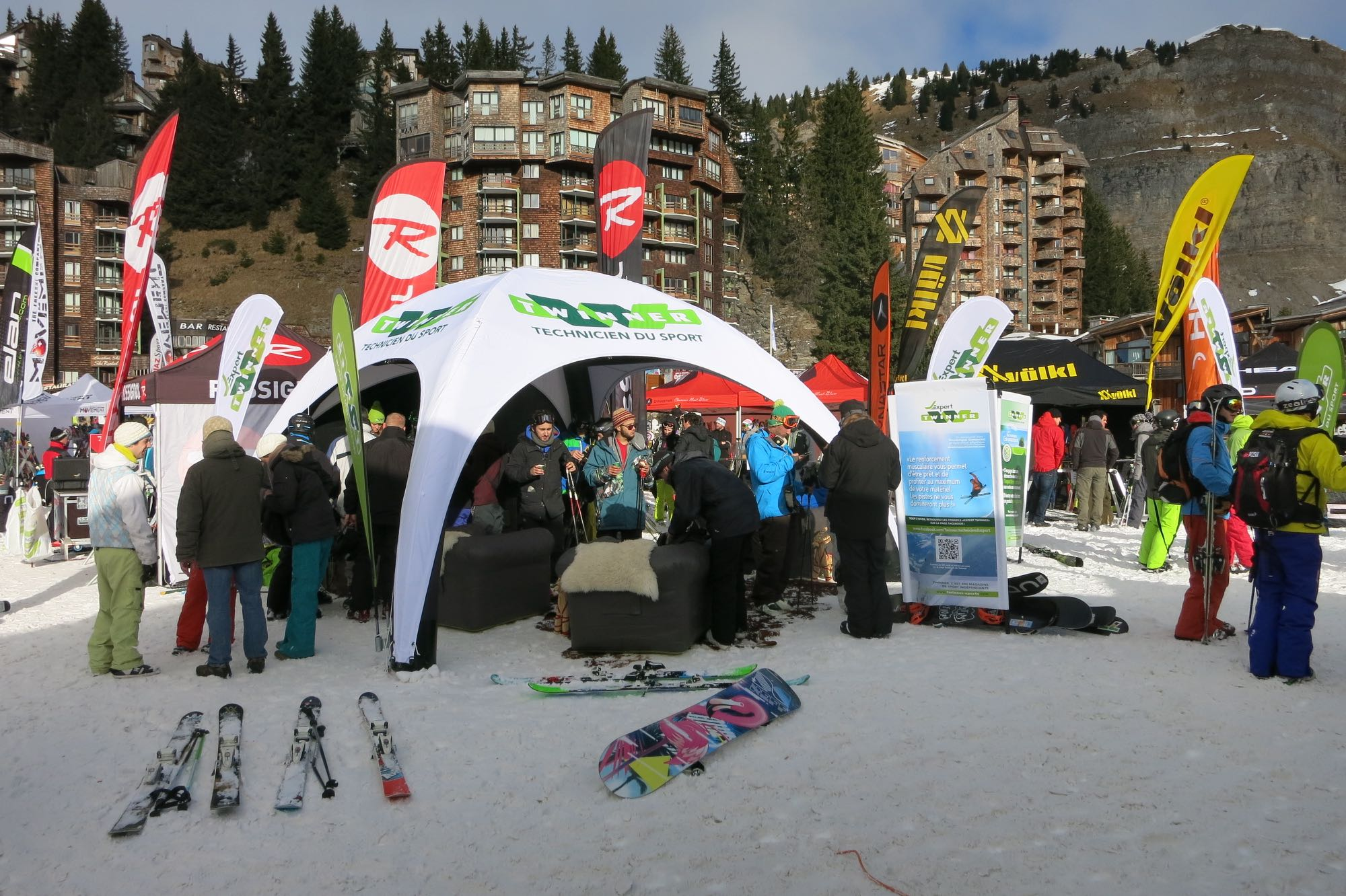Launching Go Sports Winter Events